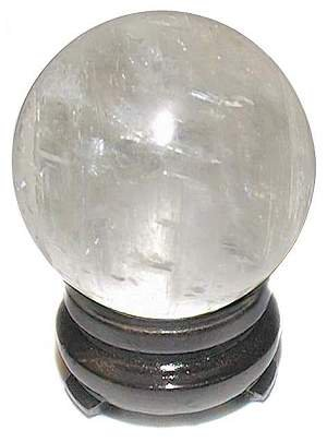 Calcite-White-Sphere-One-Inch-at-Lucky-Mojo-Curio-Company