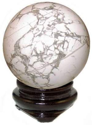 Howellite-White-Sphere-One-Inch-at-Lucky-Mojo-Curio-Company